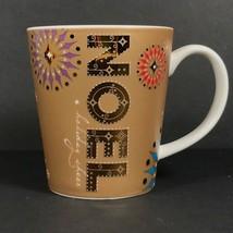 2006 Starbucks Christmas mug NOEL 14 oz - $38.88