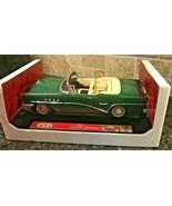 Mira1955 Green Buick Century Convertible 1:18 Scale Die Cast Metal Golde... - $24.49