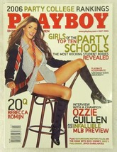 PLAYBOY MAGAZINE ~ALISON WAITE~ 'MAY 2006' BACK ISSUE - 156 PAGES - $4.79