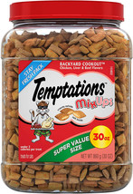 Temptations MixUps Cat Treats Backyard CookoutFlavor, 30 oz. Tub - $19.99
