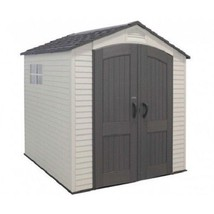 Lifetime 7x7 ft Storage Shed Kit - 2 Windows (60042) - $1,010.33
