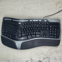 Microsoft Natural Ergonomic Keyboard 4000 v1.0 KU-0462 Model  Wired USB - $34.99