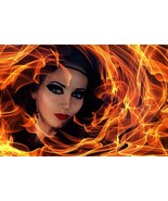 Fire Fae Spell - Protection Confidence & More - $19.99