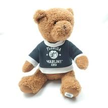 "Florida Marlins 12"" Plush Baseball Teddy Bear MLB Vintage Genuine Mercha... - $19.24"