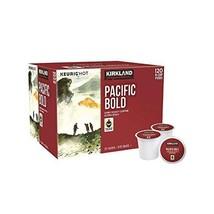 Kirkland Signature Pacific Bold Coffee, Dark, 120 K-Cup Pods - $51.99