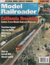 Model Railroader Magazine October 1999 California Dreaming NIB/Traction ... - $4.99