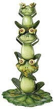 Regal Art and Gift 10266 No Evil Frog Decor, Green (Green) - $37.53