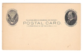 UX18 McKinley 1c Postal Stationery Card Unused Clean 1902 - $4.99