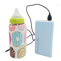 Tommee Tippee Biberon Voyage Warmer Sac Isotherme Closer to Nature Twin Pack