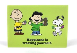 Graphique Peanuts Gang Happiness Is Blank Notecard Set 20 Easter St Patr... - $16.36