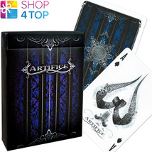 Ellusionist Artifice Blue 2nd Edition Bicycle Playing Cards Deck Magic Tricks - $12.18