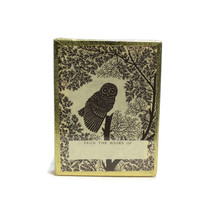 OWL BOOKPLATES | Antioch Bookplate Company | Scherenschnitte Design | VT... - $19.75
