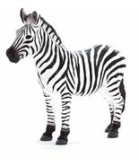 MOJO Zebra Realistic International Wildlife Hand Painted Toy Figurine - $10.99
