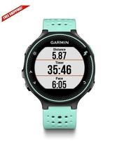 Garmin 010-03717-48 Forerunner 235 Gps Wrist Based Running Watch In Fros... - $337.49