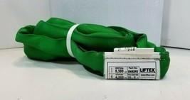 LIFTEX - ENR2PD - 1160347-51 - 10FT - 4200 LBS CHOKER - 10600 LBS V. BASKET - $12.83