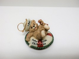 Carlton Cards Baby Ahoy! Christmas Ornament 1997 - $10.00