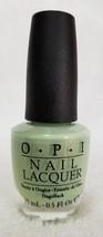 OPI Nail Polish GARGANTUAN GREEN GRAPE NLB44 Nail Lacquer Solid .5 oz/15... - $6.93