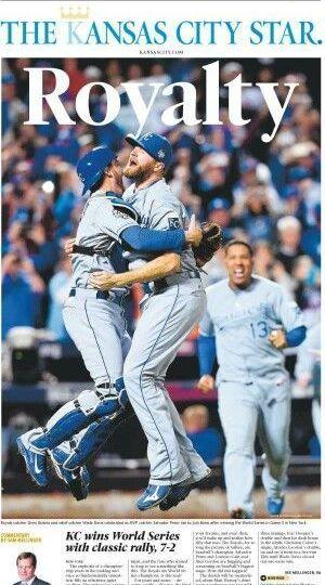 "Kansas City ROYALS  Kansas City Star ""ROYALTY""    2.5 x 4.5 Fridge Magnet for sale  USA"