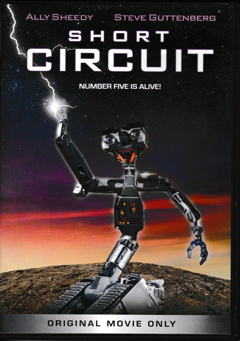 Primary image for Short Circuit (1986) Widescreen DVD