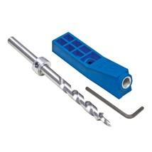 """Kreg MKJKIT 8.25"""" Mini Jig Pocket Hole Kit Single-drill guide design Unl... - $41.56"""