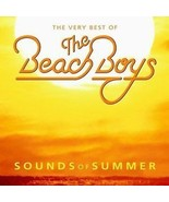 Beach Boys ( Very Best of The Beach Boys Sounds of Summer) - $7.98