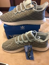 Adidas Tubular Shadow Womens 10 Brand New Shoes Sneakers Plaid Rare Colors - $69.29
