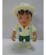 Mattel Nickelodeon 2006 Diego Dora The Explorers cousin action figure - $9.85