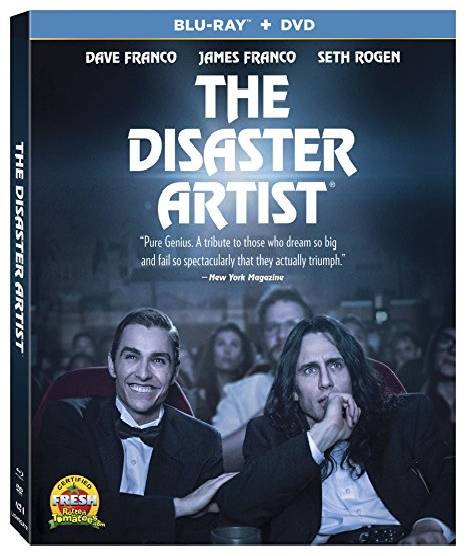 The Disaster Artist [Blu-ray+DVD] (2018)