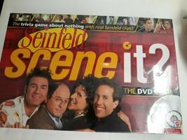 Seinfeld Scene It? The Interactive Trivia DVD Board Game - $29.69