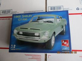 AMT 1968 Shelby GT500 1/25 scale - $28.99