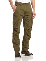 Levi's Strauss Men's Ace Cargo Twill Pants Relaxed Fit Ivy Green 124620004