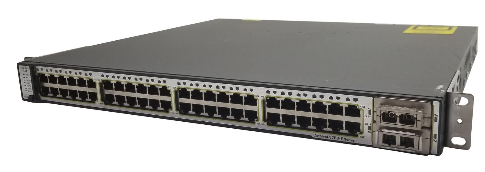 Cisco c3750e 48td s 001