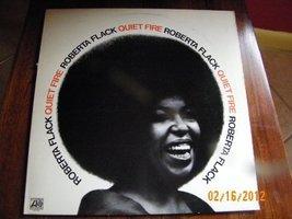 Roberta Flack Quiet Fire (Vinyl Record) [Vinyl] - £43.49 GBP