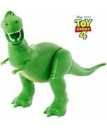 """Disney Pixar Toy Story 4 True Talkers Talking REX T-Rex Figure 8"""" BRAND NEW - $29.99"""