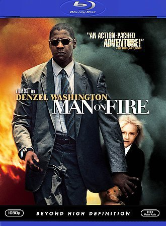 Man on Fire (Blu-ray Disc, 2009)