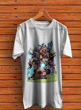 Giant-Size_Little_Marvel_AVX_Ramos_Variant_Textless T-Shirt Men's White - $13.99+