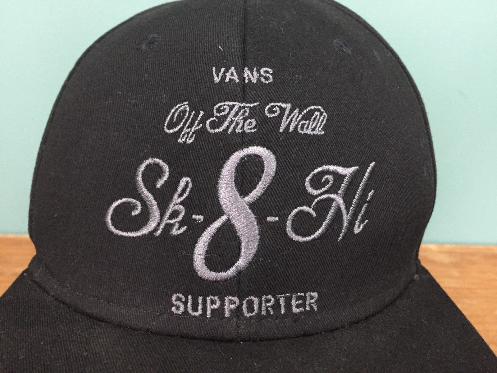 d0ef875bf22 Vans Off The Wall Sk-8-Hi Supporter Snapback and similar items