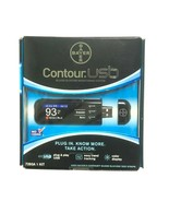 Bayer Contour USB Blood Glucose Monitoring System 7393A 1 Kit Exp-2016 NIB - $24.75