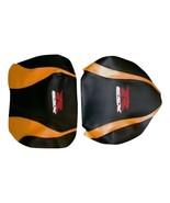 2004 05 Suzuki GSXR 600/750 Blaze Vinyl Motorcycle Seat Cover CF Black C... - $156.00