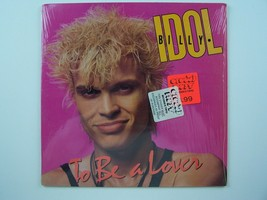 Billy Idol - To Be A Lover Vinyl Single Record 4V9 43025 - $8.41