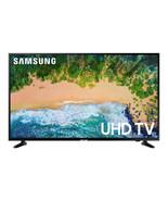 "SAMSUNG 43"" Class 4K (2160P) Ultra HD Smart LED HDR TV UN43NU6900 - $395.99"
