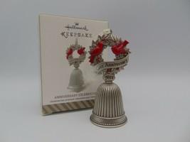 Hallmark Keepsake Ornament NIB 2014 Anniversary Celebration Bell 10, 20,... - $9.50
