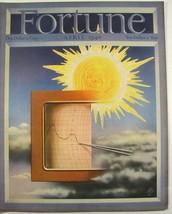 1940 PAULO GARETTO METEOROLOGY WEATHER FORECASTING SUN FORTUNE MAGAZINE ... - $9.99