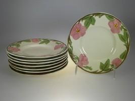 Franciscan Desert Rose Bread & Butter Plates Se... - $18.66