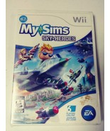 "NEW Nintendo Wii : My Sims ""Sky Heroes"" Video Game - Electronic Arts - $8.91"
