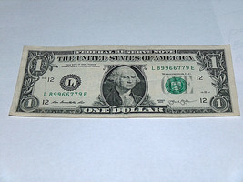 2013 Dollar Bill US Bank Note Pairs 6's 7's 9's 89966779 Fancy Money Ser... - $13.94