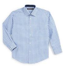 Michael Kors Boys Plaid Dress Shirt, Size 7 - $24.74