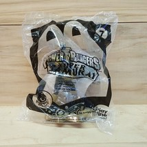 McDonalds Happy Meal Toy Power Rangers Super Samurai Gold  #7 In Sealed Package - $6.92