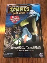 Doctor Dreadful Zombies Snot Shots Candy Kit Ships N 24 - $16.47