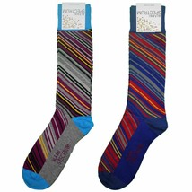 Alfani Spectrum Multicolor Striped 2 Pair Men's Socks - $8.99